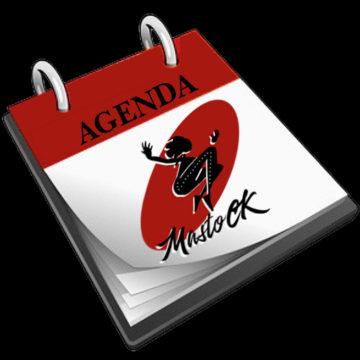 Toutes les dates de l'agenda 2020-2021